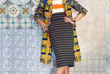 Fashion - African Prints