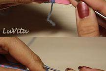 Háčkovanie,pletenie