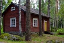 < Mökki > < Cottage >