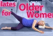 pilates for older women do-able