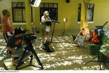"""Rodaje """"Cantores Populares de Monte Patria"""" / Norte Verde Films es un emprendimiento regional en la Provincia del Limarí que tiene como propósito la realización, producción y difusión de obras audiovisuales documentales, de ficción, spots publicitarios, videos de capacitación, registro de eventos familiares  y empresariales en un soporte de alta definición que permite proporcionar la calidad que los desafíos de la sociedad de la información imponen."""