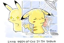 Pokémon / them pokémanz tho