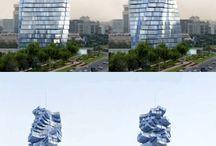 Buildings ...