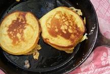 Pancakes  / by Amanda