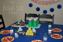 Mario party / by Liz Cardozo