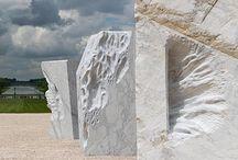 Process - Massive solids (moldings, castings, sculptings)