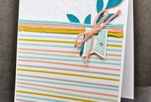 Cards - Patterned Paper