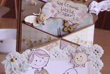 přáníčka - narození miminka
