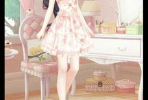 animie outfitstory