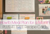 meal planning / by Erin Kelly