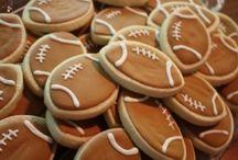 Football Tailgating foods
