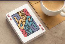 扑克card