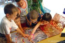 """reggio-inspired learning / """"Reggio is not a blueprint. It is an inspiration to be yourself, to find your own excellence and perfect it."""" — Jerome Bruner"""