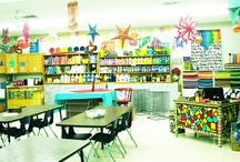 Art classroom desing