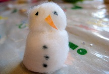 Winter / Play-based learning, kids activities and creative projects, all for a wonderful winter. / by Cathy James @ NurtureStore