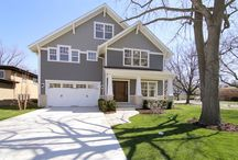 Custom Home in Wilmette / New Custom Home in Wilmette IL