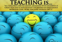 Teaching is...