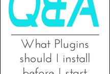 blog - Everything Wordpress / Includes plugins, layouts, WordPress tips, and header tips.