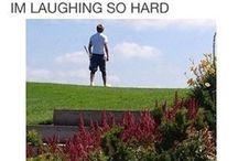 laughs. / Bahhahahah