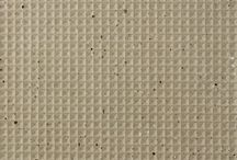 ORGANICRETE® CONCRETE TEXTURES / Textured concrete designs by Modern Craftsman, perfect for kitchen, bathroom, flooring, patio and decor.