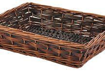 Triple Weave Baskets