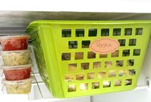 Grab 'n' Go - Freezer Meals for One / 0