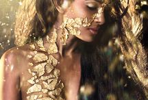Glitter Portraits