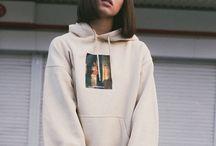 Hoodie/Sweater Oversize