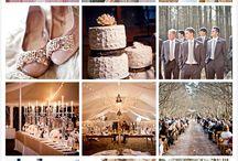 Soft Winter Wedding / K & A wedding