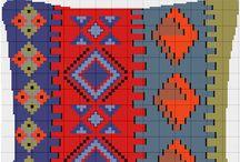 cross stitch anatolian filiz turkocagı