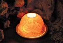 Lithophane & Fairy Lamps / by Linda Edmonds Cerullo