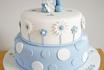 Christening cakes/Tartas de bautizo