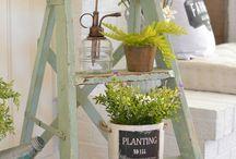 Decorating - Ladders
