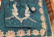 my  lovely sarees