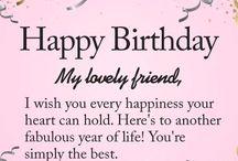 birthday wish 4 a friend
