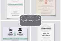Envelopments Wedding Styles / Pick the invitation style that best fits you  / by Envelopments