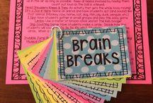Brain break activities