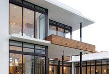 Nowoczesne domy / Piękne nowoczesne domy, stodoły, obiekty mieszkalne. Wielkie przeszklenia, które firma Przybylski może wyposażyć taki dom każdemu z Was.