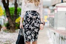 falda M