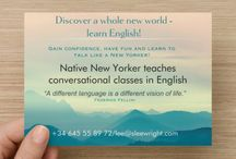 Conversational Classes in English by Lee