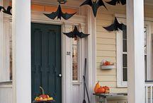 Halloween  housing decor