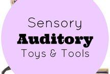 сенсорные игрушки