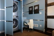 Decor -   Laundry. Mud-room / by Esther Clark