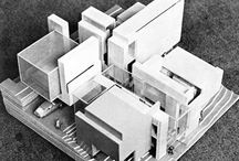Models / Architecture models, Touchstones and Model-building inspiration