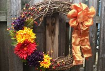 Fall Decorations / by Lindsay Voorhees