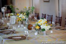 Vintage Rustic Wedding / At Club Continental