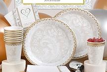 Wedding Tableware Supplies / by Shindigz