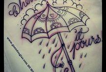tattoo ombrello