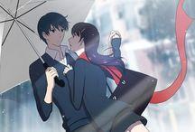 webtoons/anime