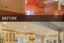Before and After Remodeling Pics
